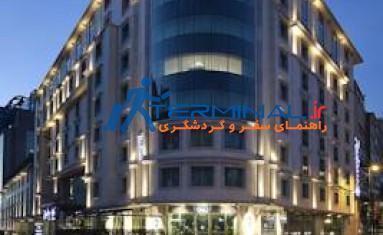 هتل رادیسون بلو سیسلیاستانبول